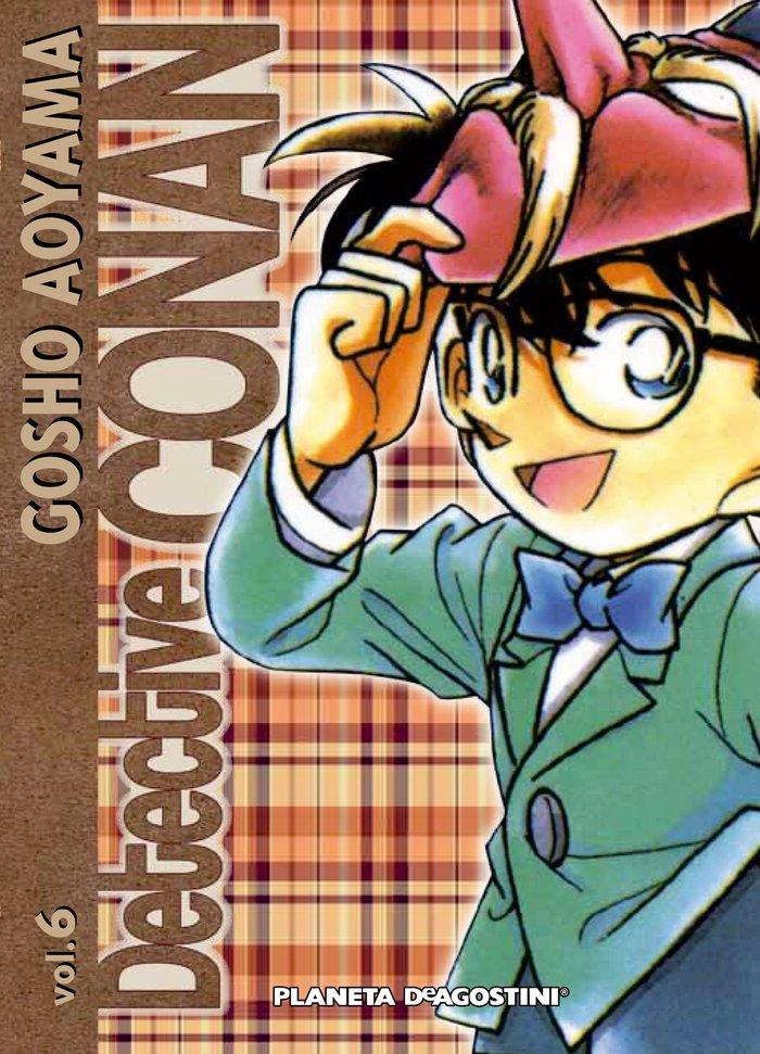Detective conan 06 (nueva edicion)