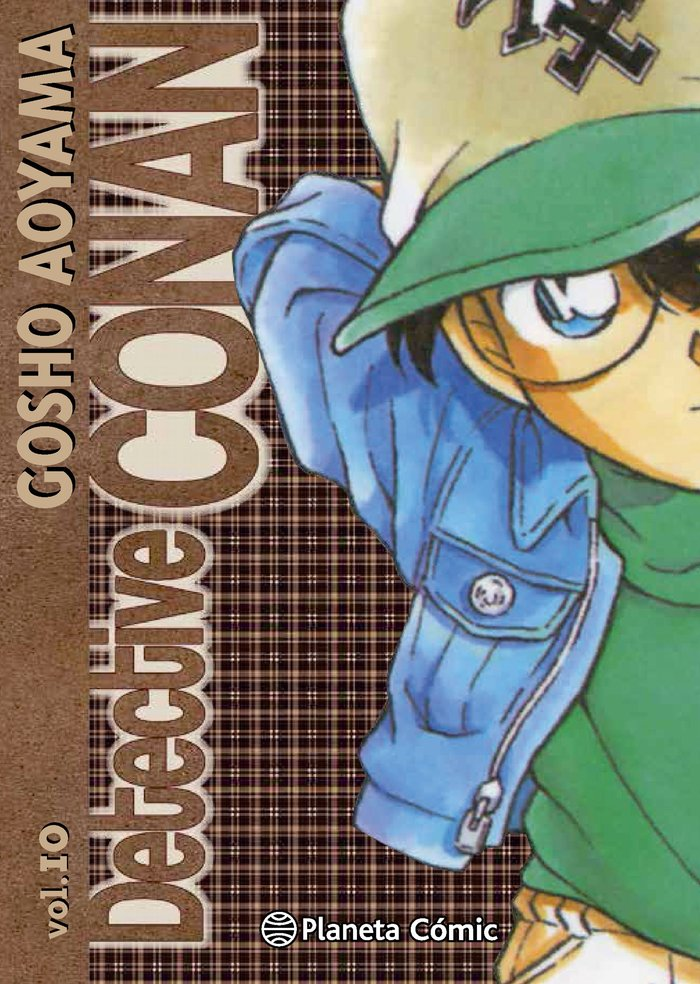 Detective conan 10 (nueva edicion)