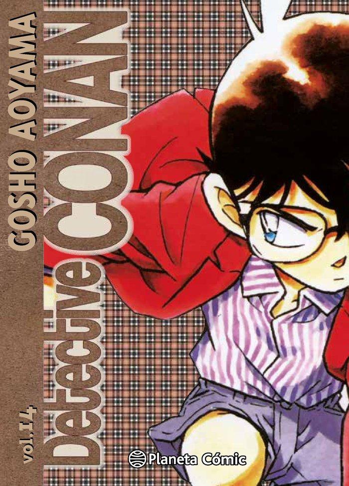 Detective conan 14 (nueva edicion)