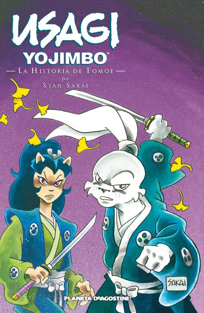 Usagi yojimbo 22