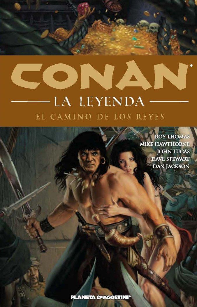 Conan la leyenda hc 11
