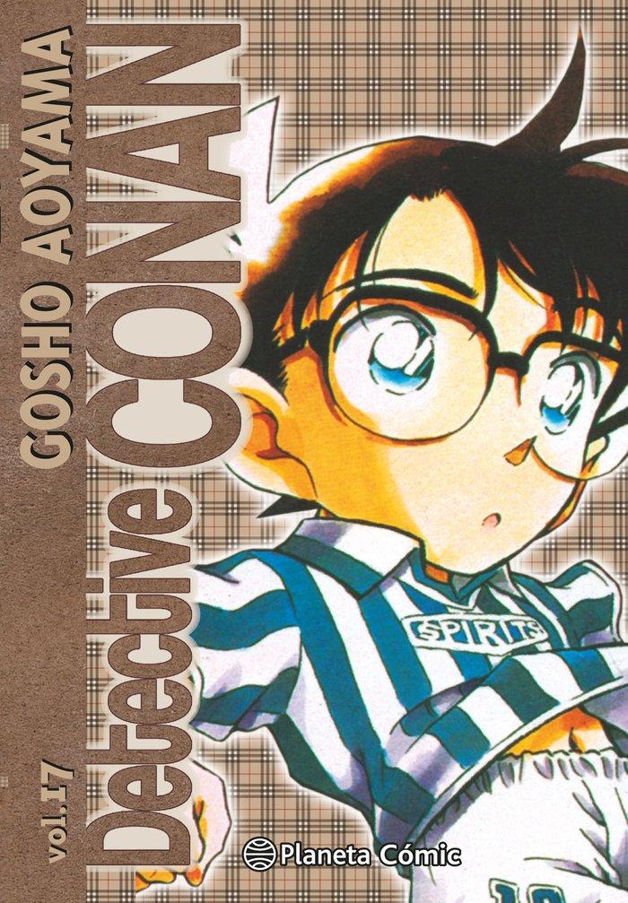 Detective conan 17 (nueva edicion)