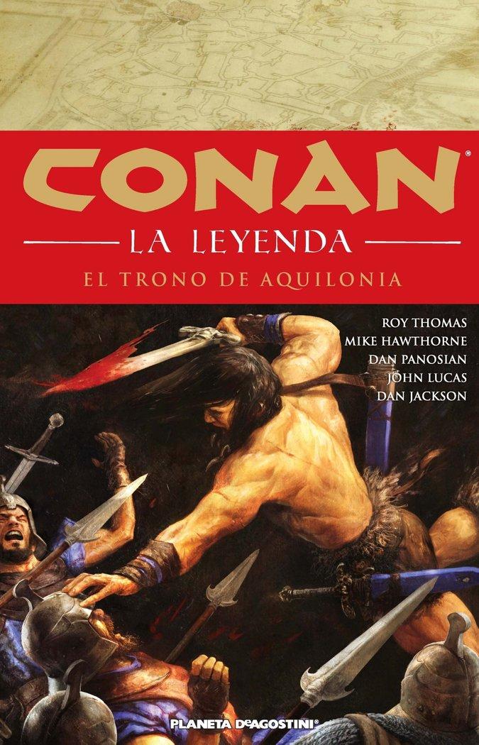 Conan la leyenda hc 12