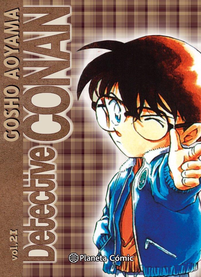Detective conan 21 (nueva edicion)