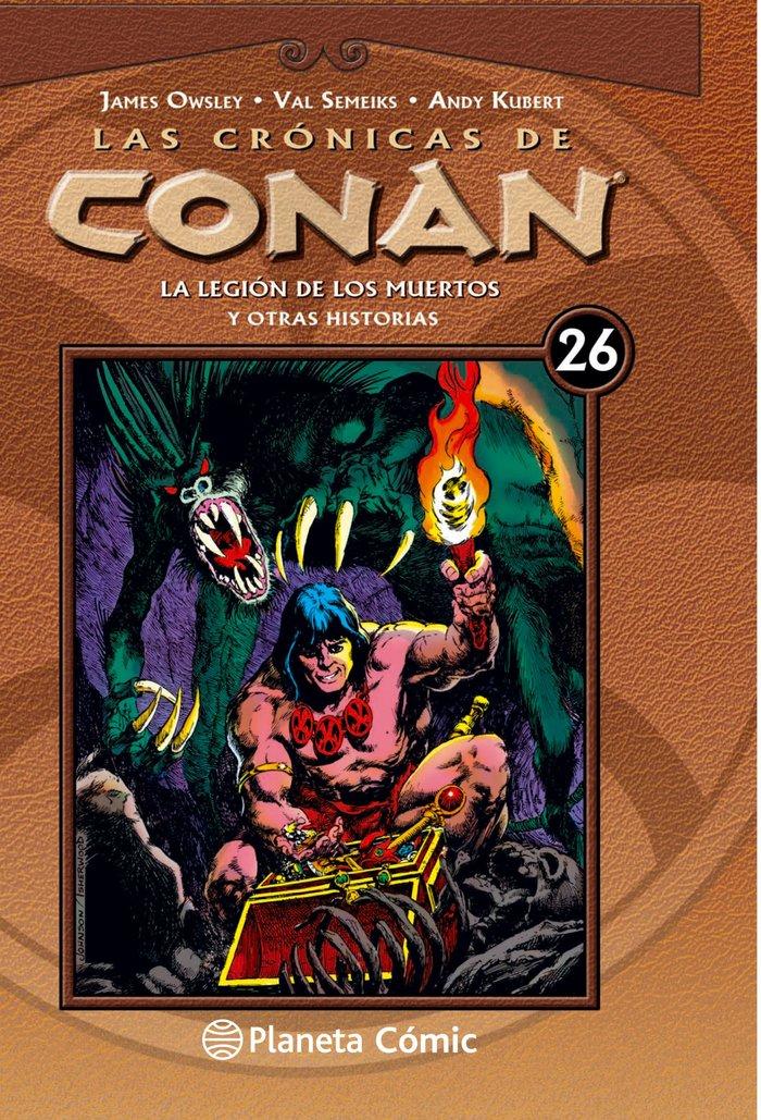 Cronicas de conan 26,las