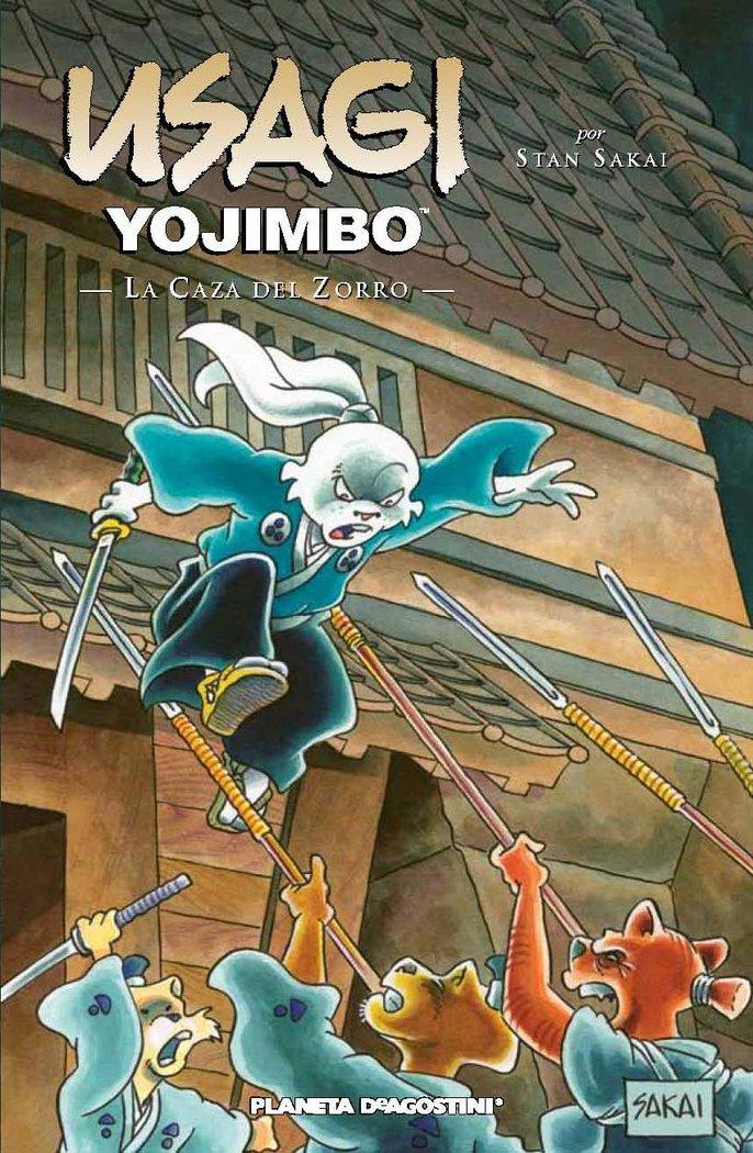 Usagi yojimbo 25