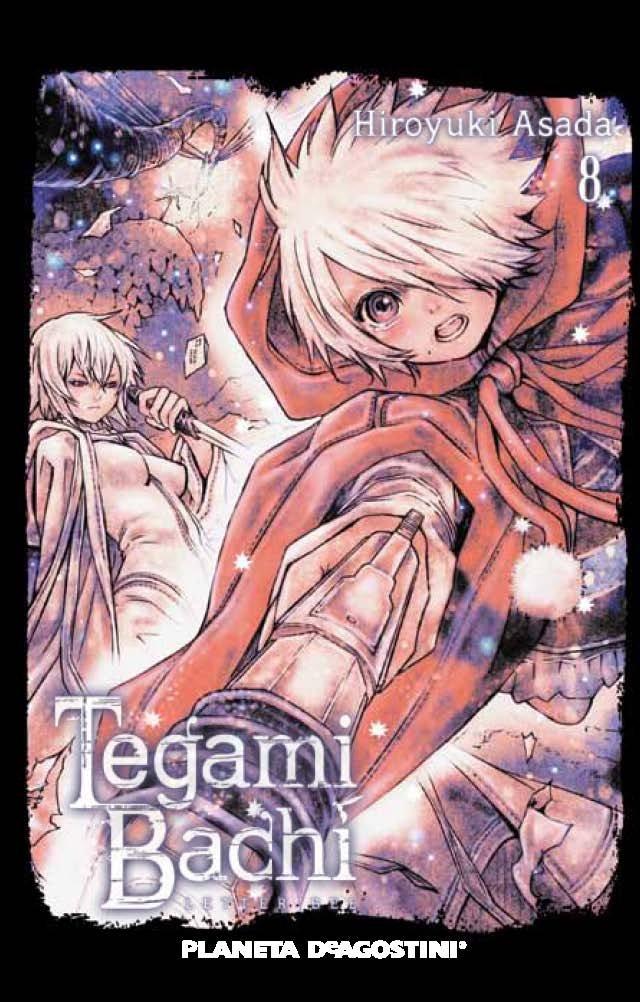 Tegamibachi 8