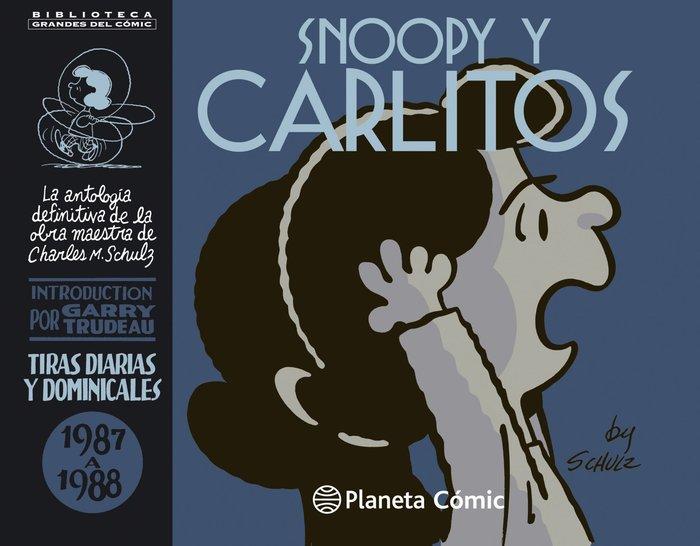 Snoopy y carlitos 1987-1988 19/25