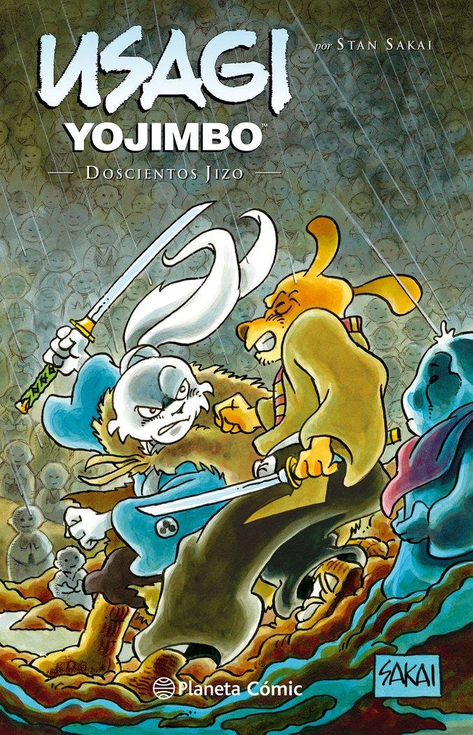 Usagi yojimbo 29