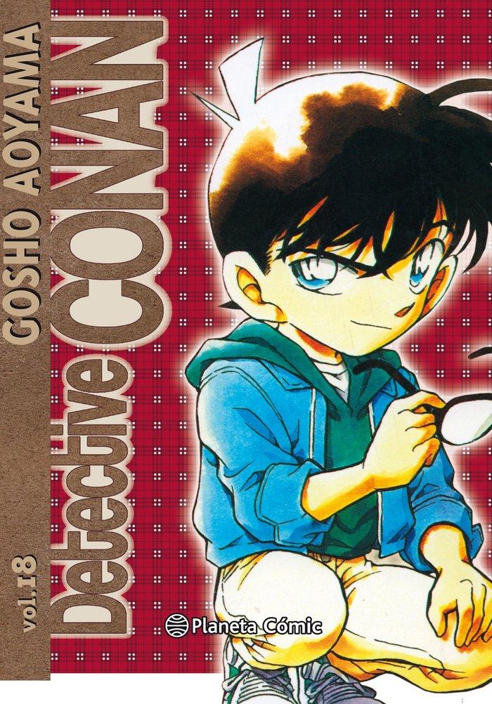 Detective conan 18 (nueva edicion)