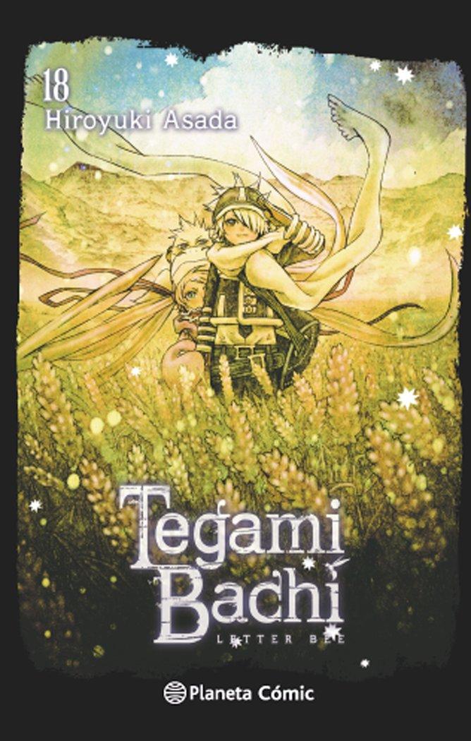 Tegamibachi 18