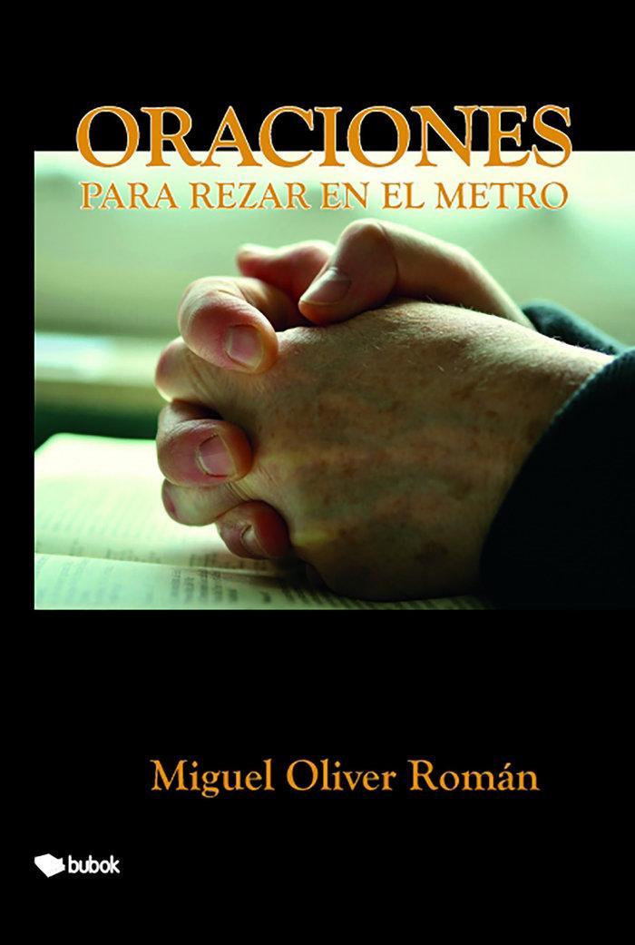 Oraciones para rezar en el metro