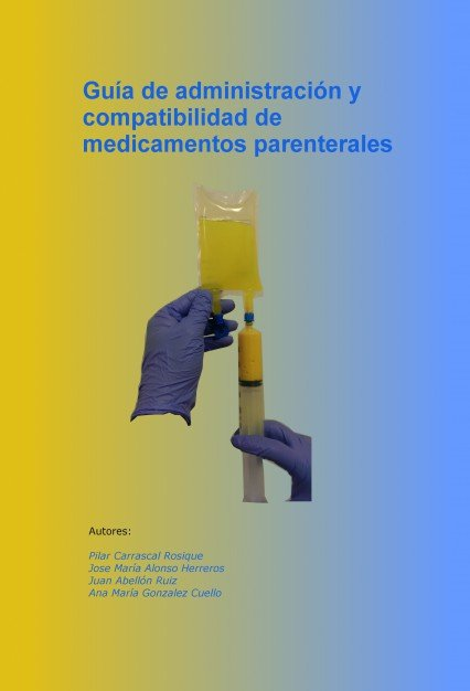 Guia de administracion y compatibilidad de medicamentos pare