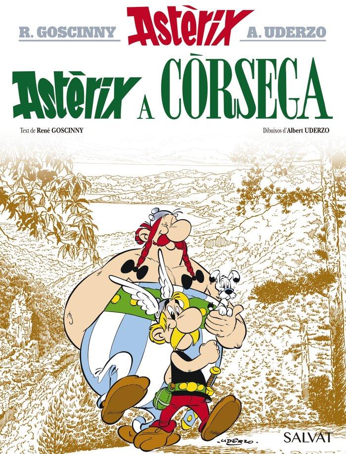 Asterix a corsega