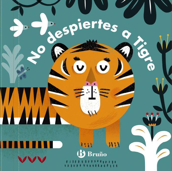 Caritas no despiertes a tigre