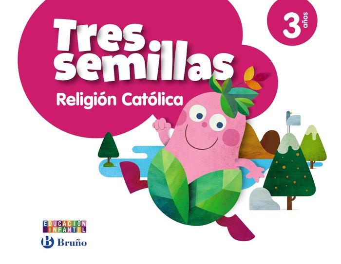 Religion 3años tres semillas 14