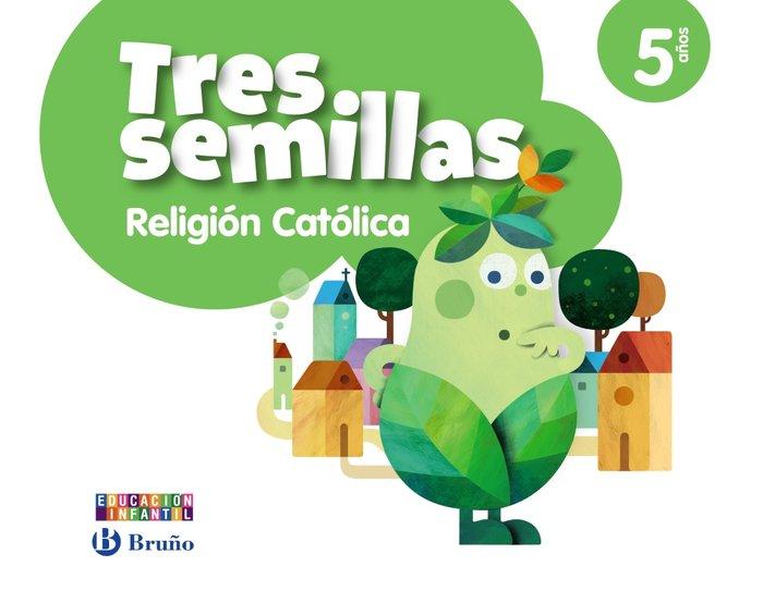 Religion 5años tres semillas 14