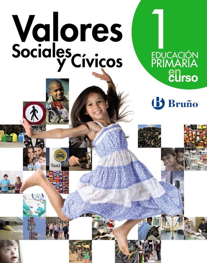 Valores sociales civicos 1ºep en curso 14