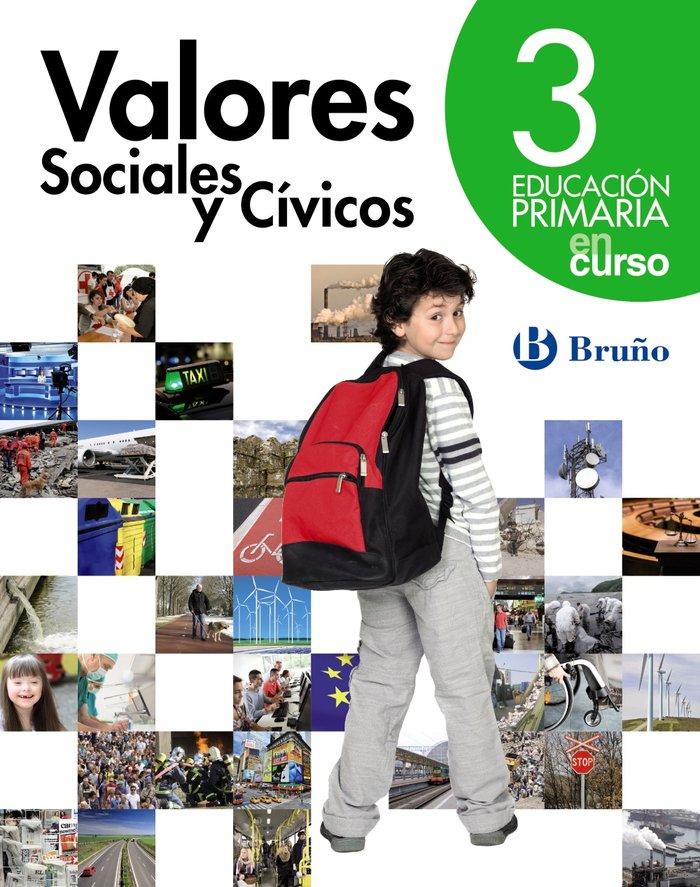 Valores sociales civicos 3ºep en curso 14