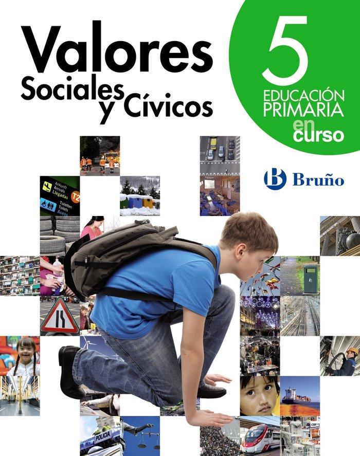 Valores sociales civicos 5ºep en curso 14