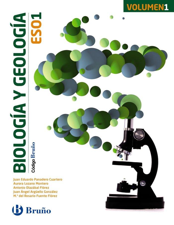 Biologia geologia 1ºeso mec trimest.15 cod.bruño