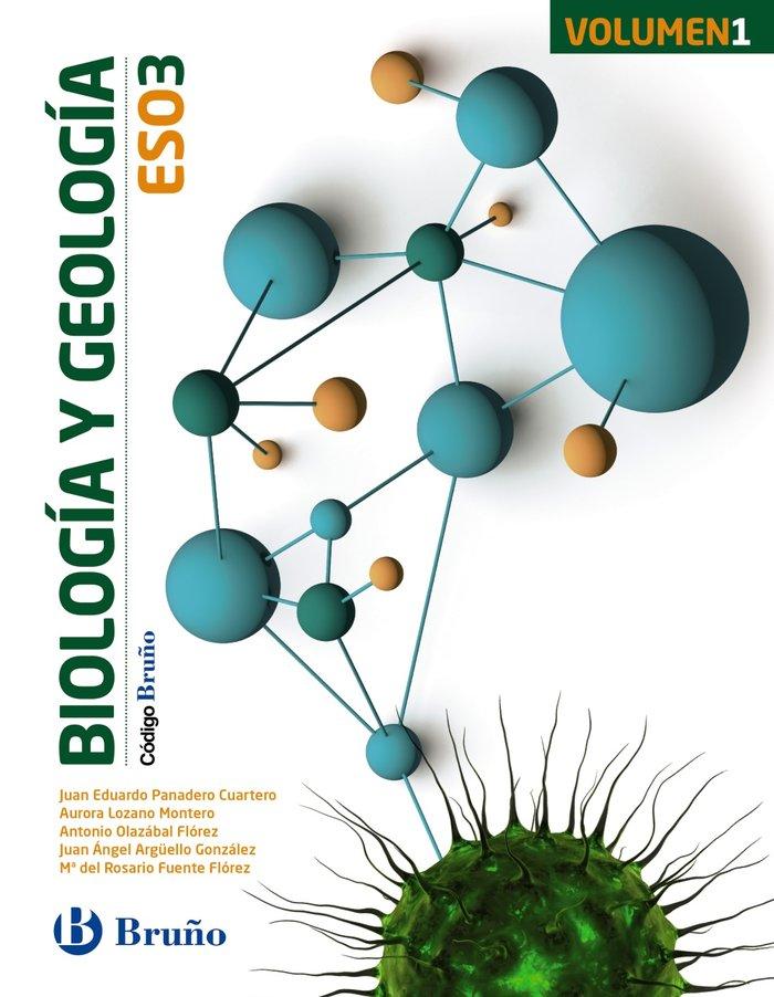 Biologia geologia 3ºeso trim.mec 15 codigo bruño