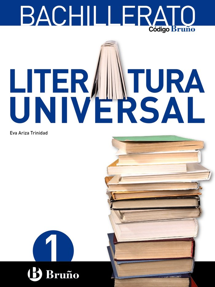 Literatura universal 1ºnb codigo bruño 15