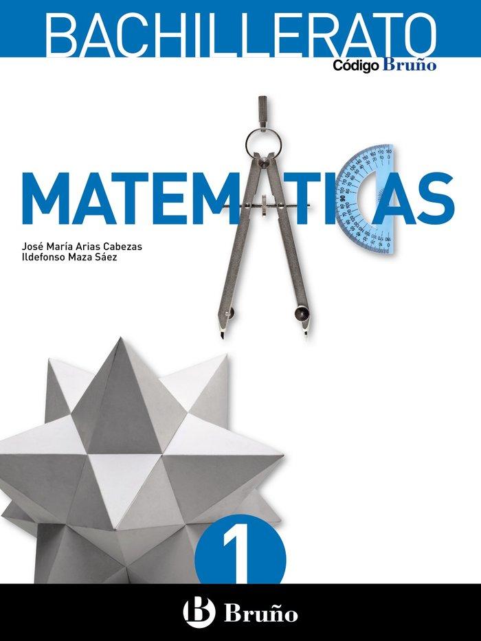 Matematicas 1ºnb codigo bruño 15