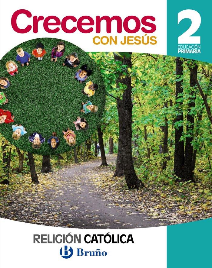 Religion 2ºep crecemos con jesus 15