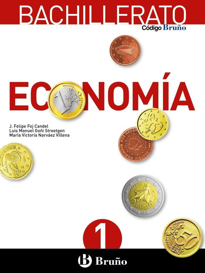 Economia 1ºnb mec codigo bruño 15
