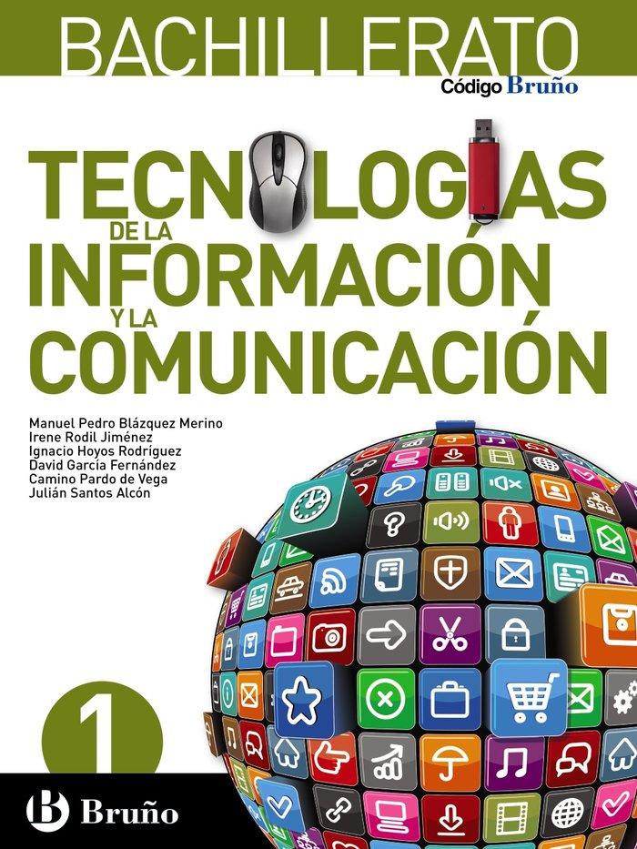 Tecnologias infor.comuni.1ºnb mec 15 codigo bruño