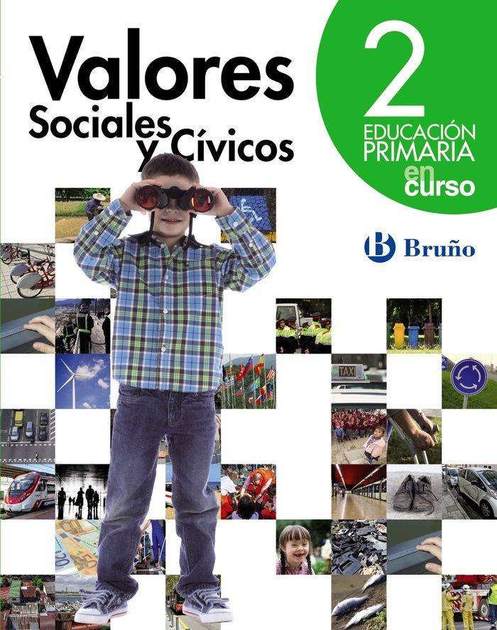 Valores sociales civicos 2ºep en curso 15