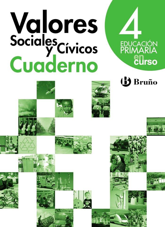 Cuaderno valores social.civicos 4ºep 15 en curso