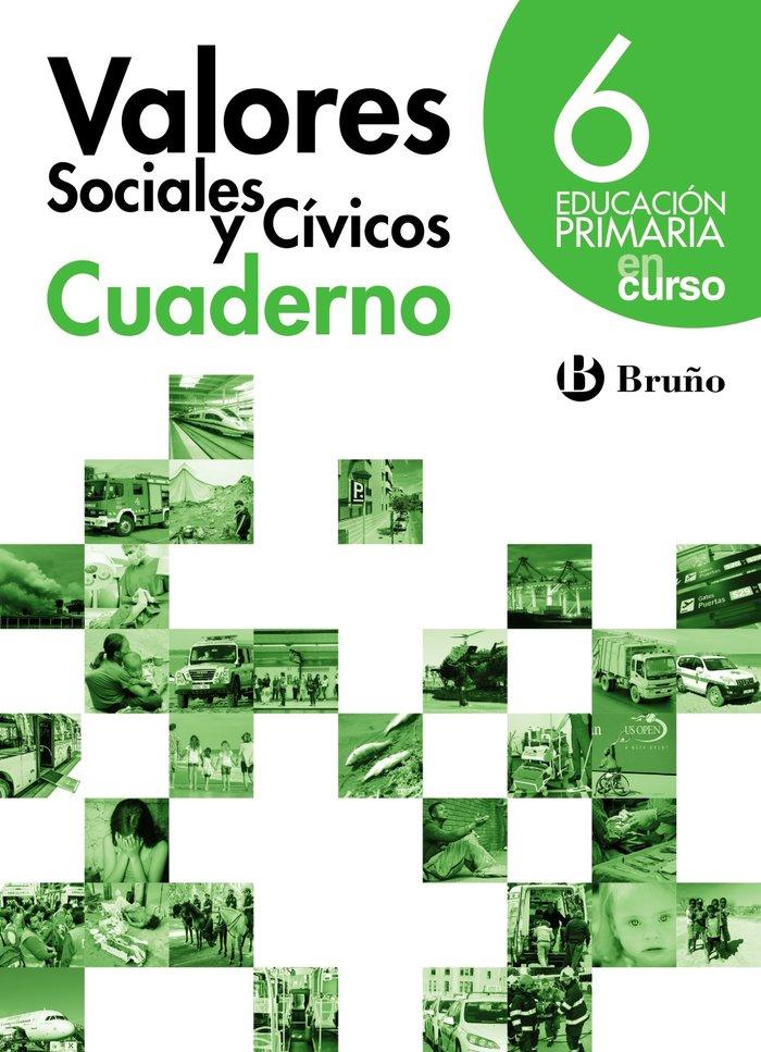 Cuaderno valores social.civicos 6ºep 15 en curso