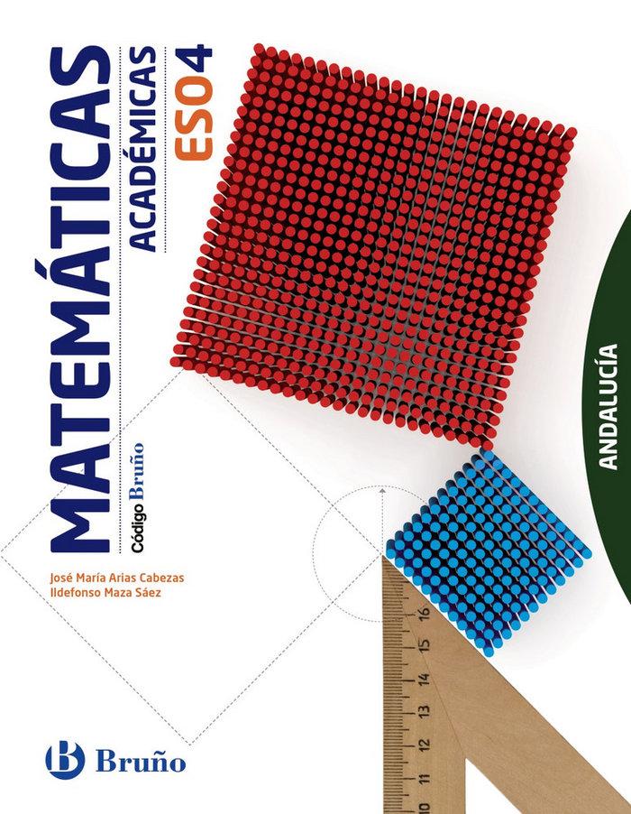 Matematicas academicas 4ºeso andalucia 17 codigo b