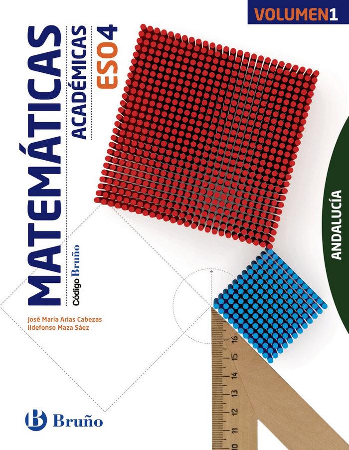Matematicas academicas 4ºeso trim.17 andalucia cod