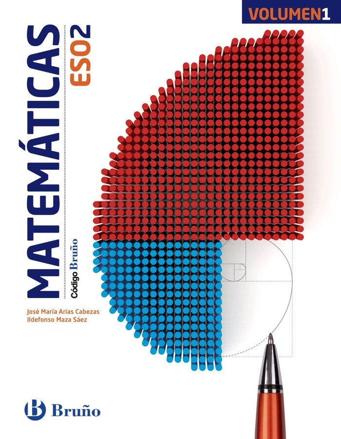 Matematicas 2ºeso trimestres mec 16