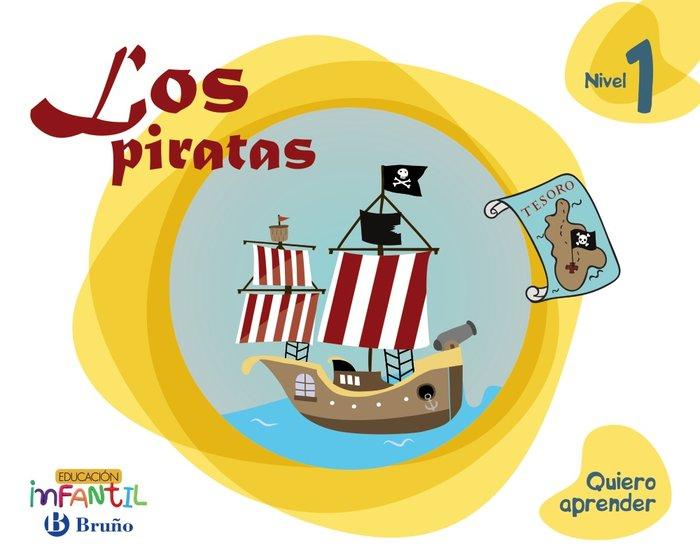 Quiero aprender 1 los piratas 3años ei 16