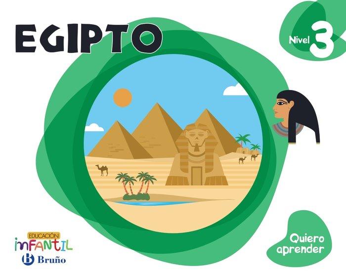 Quiero aprender 3 egipto 5años ei 16