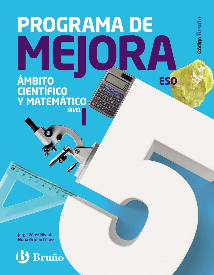 Programa mejora ambito cient.matemat.i eso 16