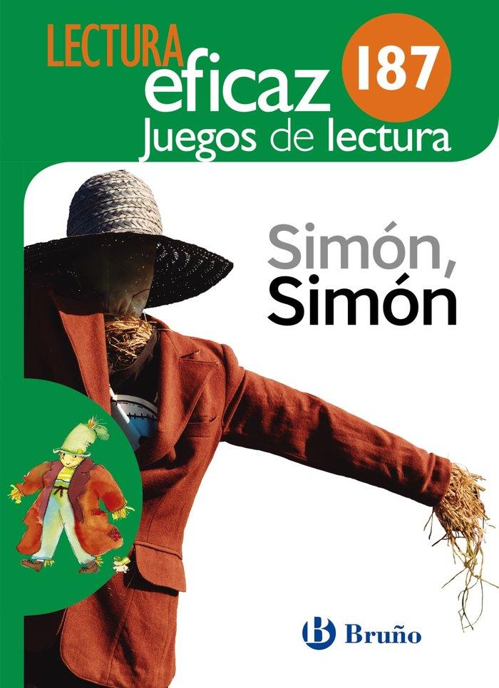 Simon simon juegos de lectura 187 lectura eficaz