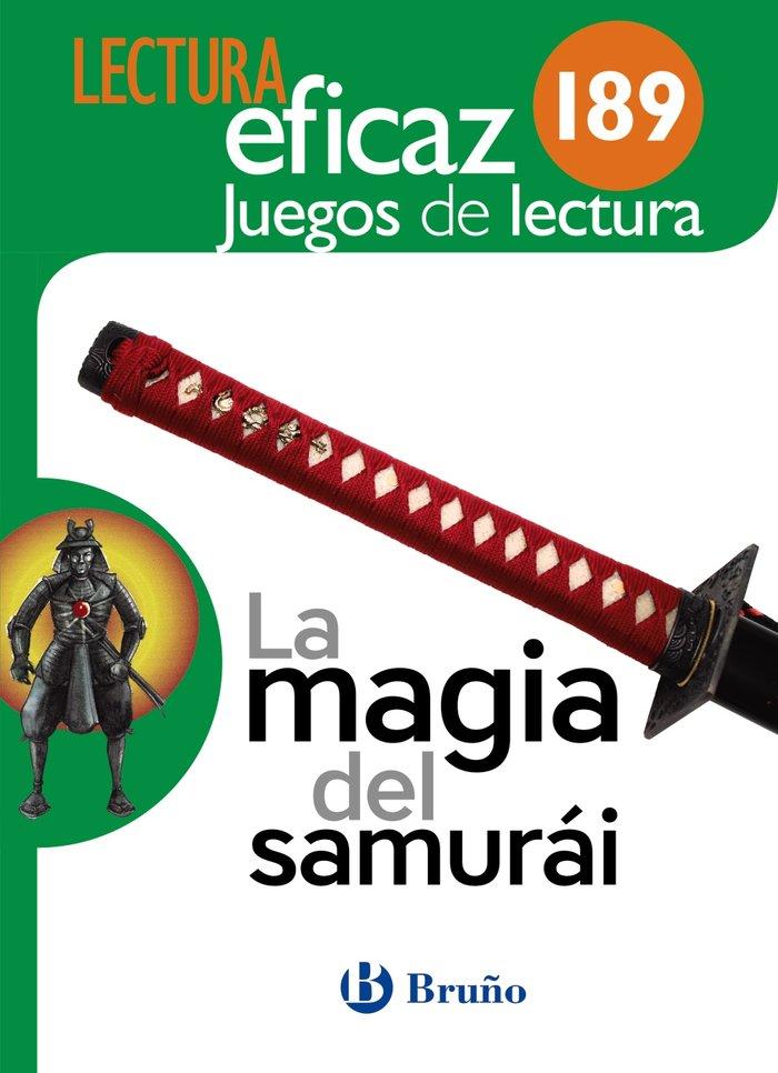 Magia del samurai,la juegos de lectura