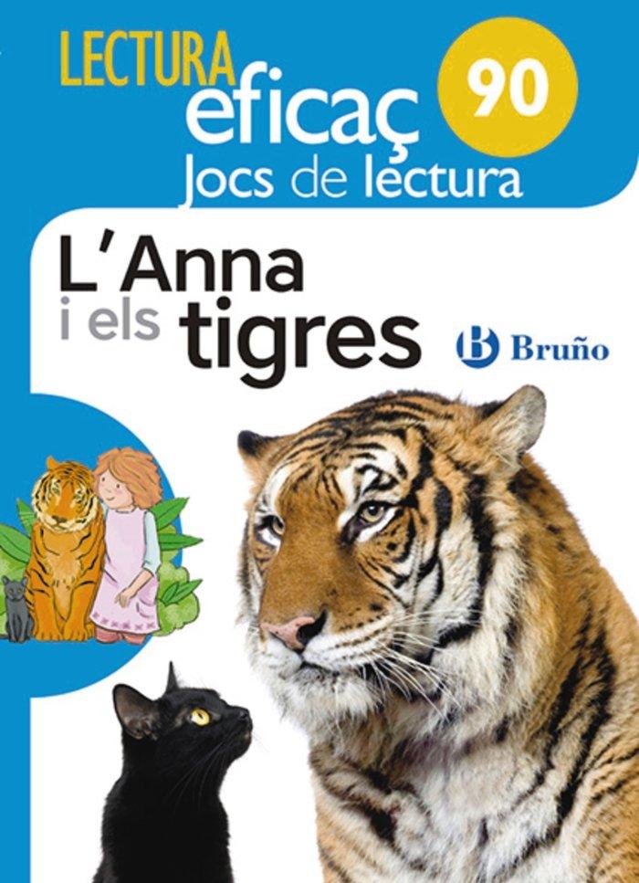 L'anna i els tigres joc lectura cataluñ/valenc/bal