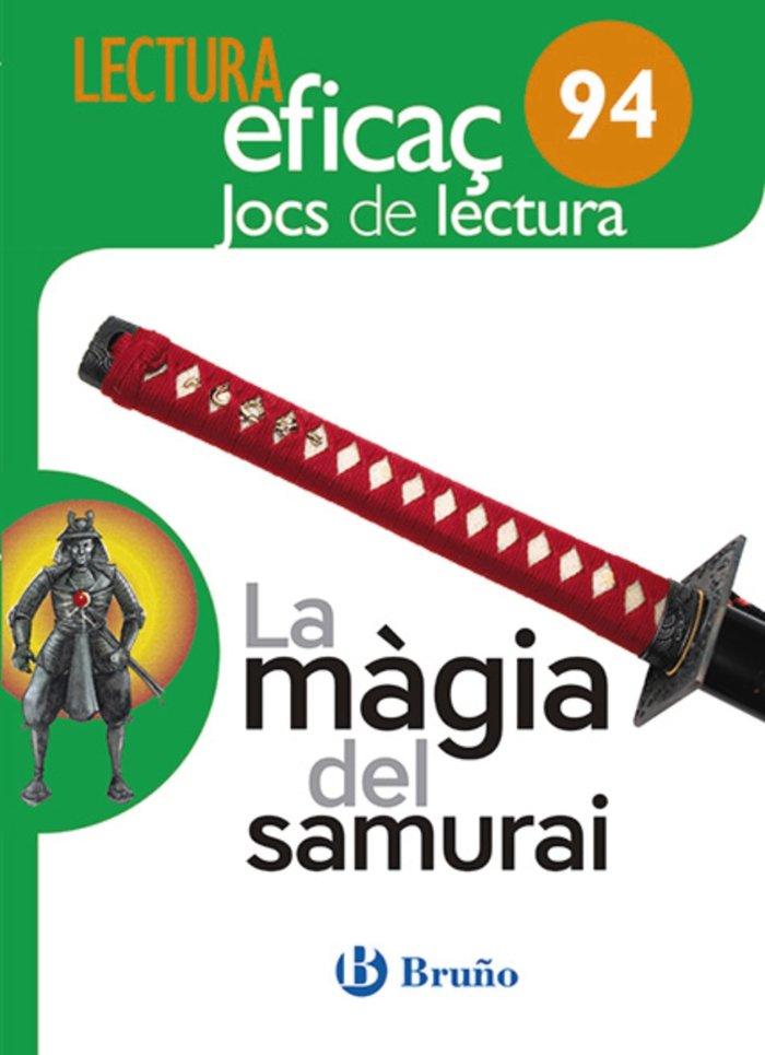 Magia del samurai joc lectura cataluña/baleares