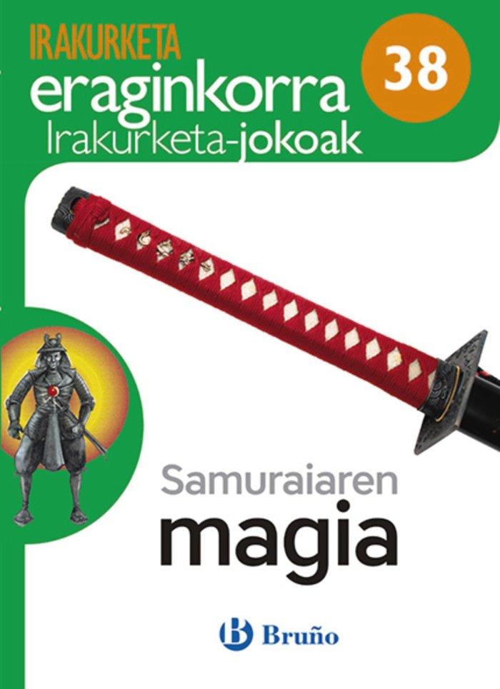 Samuraiaren magia irakurketa jokoak navarra/euskad