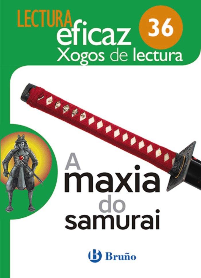 A maxia do samurai xogo lectura galicia