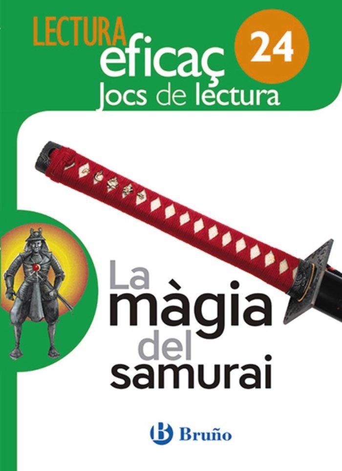 Magia del samurai joc lectura valencia