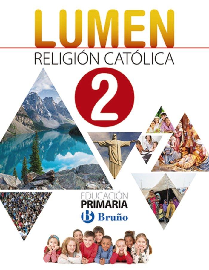 Religion 2ºep lumen 18 todas menos andal/catal/bal