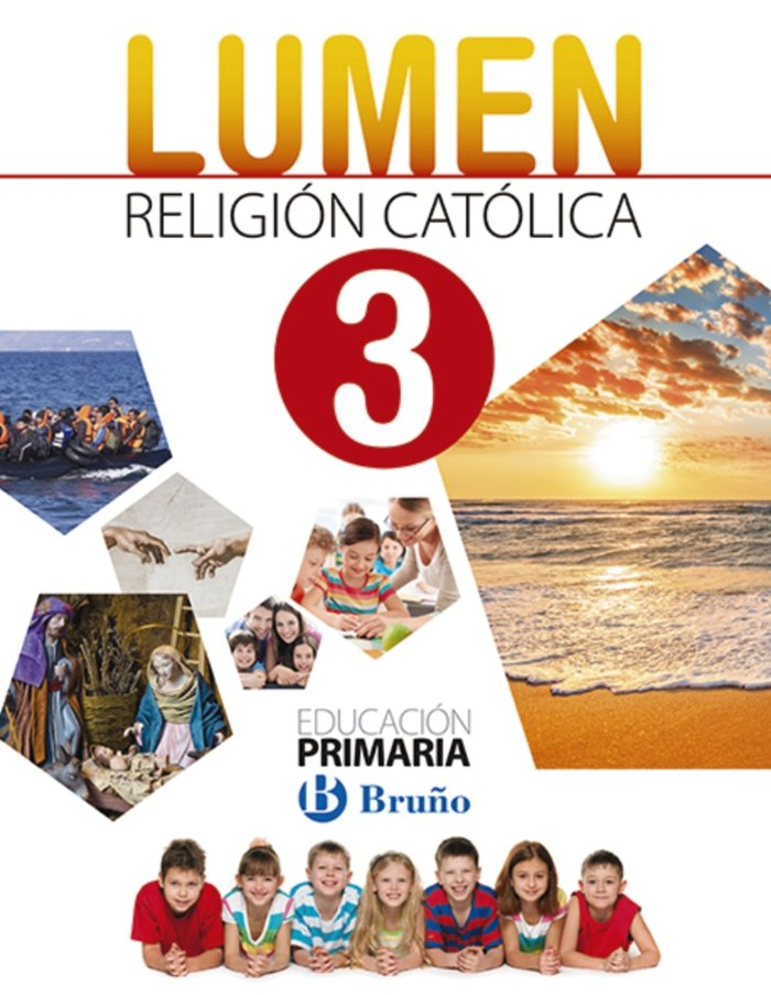 Religion 3ºep lumen 18 ara/ca/cant/man/ce/madr/mel