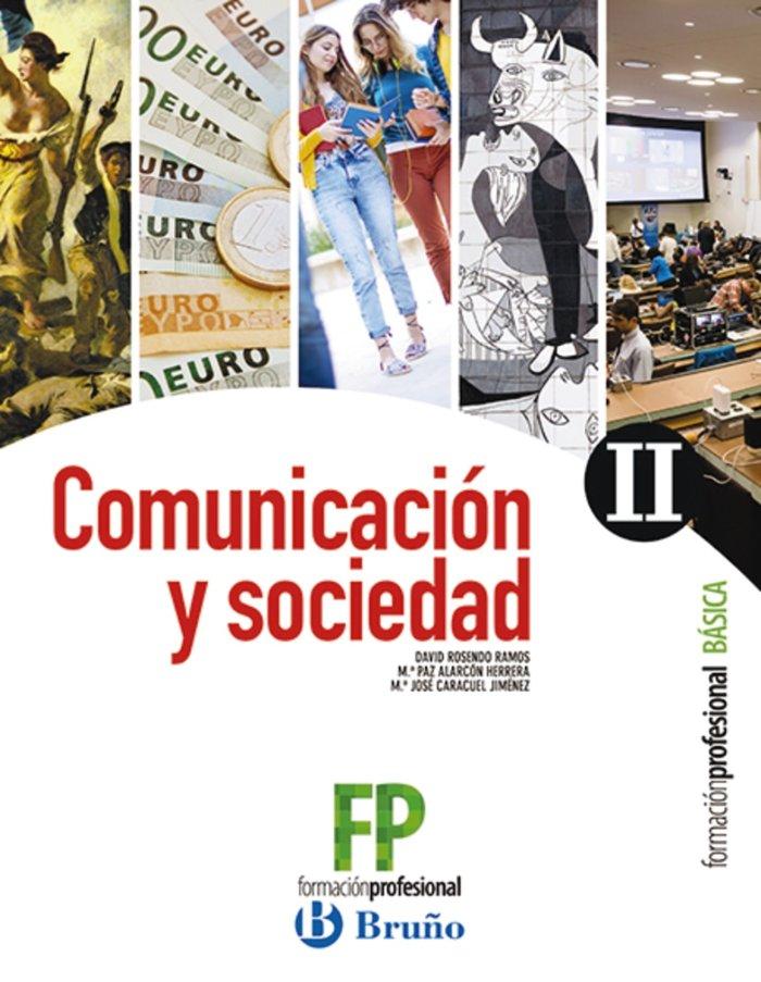 Comunicacion sociedad ii fpb 18